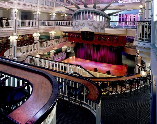 auditorium divadla