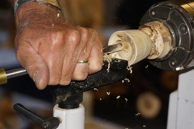 výroba ze dřeva