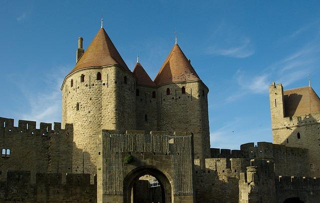 carcassonne francie