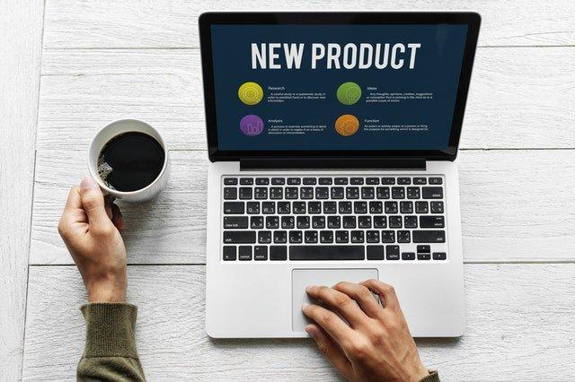 tvorba reklamy na nový produkt