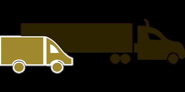 Logo silničního transportu