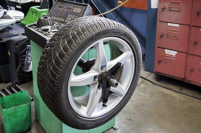 vyvážení zimní pneumatiky pneuservis